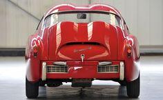 1956 Fiat Abarth 750 GT 'Double Bubble' Zagato