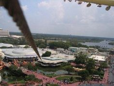 Tinkerbell's view!