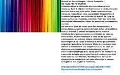 Negocio On-line bem Sucedido + Página Lucrativa: Manual de Cromoterapia – Curso Completo