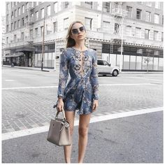 """SONYA ESMAN on Instagram: """"Wish I could wear this dress every day."""""""