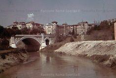 Foto storiche di Roma - L'Aniene a Montesacro Anno: 1940 ca.