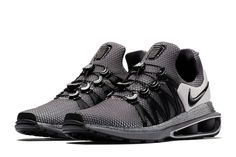 "Nike Shox Gravity ""Grey"" Release Date - EU Kicks: Sneaker Magazine"