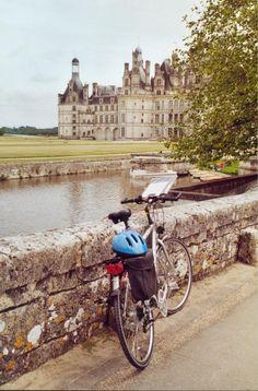 Loire à vélo - Loire Valley France