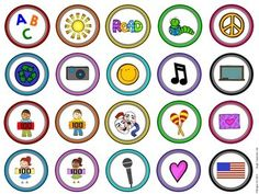 Learning Badges: Recognition of Achievement