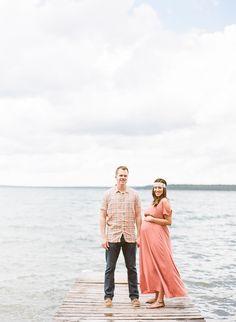 Winnipeg maternity photography | Brittany Mahood | 100 Layer Cakelet