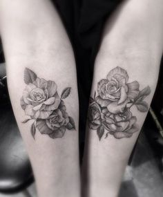 dr woo rose tattoo - Google Search