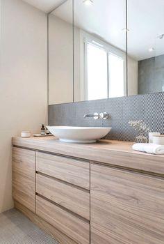 Rénovation d'une salle de bain | Architecte d'intérieur : Richard Guilbault salle-de-bain-a-rueil-malmaison\/c663