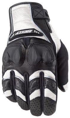 Joe Rocket Men's Phoenix 4.0 Motorcycle Riding Gloves (white/black/white, Large) http://www.motorcyclegoods.com/14-best-and-coolest-summer-gloves-for-men/
