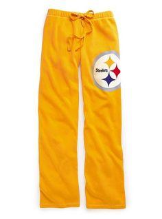 steelers lounge pants...love them