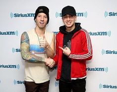 T: I know him J: this is sick, I'm shaking Tyler's hand!