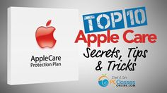 Awesome TOP 10 Apple Care Secrets, Tips, and Tricks Check more at https://ggmobiletech.com/refurbished-macbook-air/top-10-apple-care-secrets-tips-and-tricks/