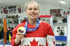 Thunder Bay's Haley Irwin captured her second women's hockey gold medal Thursday in Sochi, Russia.  #tbay