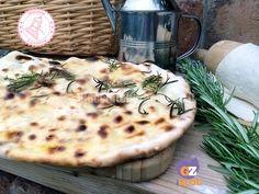 PIZZA BIANCA VELOCE SENZA LIEVITO - ALLACCIATE IL GREMBIULE