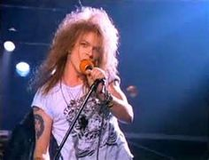 <3 Axle Rose, before he got disgusting