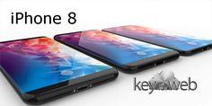 iPhone 8, Apple ordina 70 milioni di pannelli OLED curvi, conferme anche per il riconoscimento facciale 3D  #follower #daynews - https://www.keyforweb.it/iphone-8-apple-ordina-70-milioni-pannelli-oled-curvi-conferme-anche-riconoscimento-facciale-3d/