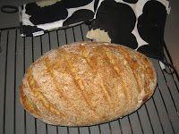 Cissis glutenfria blogg!: Glutenfritt surdegsbröd
