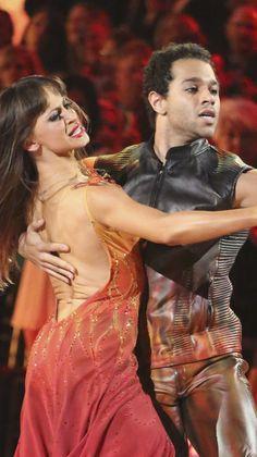 Karina Smirnoff & Corbin Bleu  -  week 10 semi-finals  -  Dancing With the Stars  -   Season 17  -  fall 2013