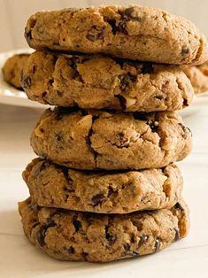 Vegan Gluten Free Chocolate Chip Cookies