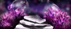 Violet world Objects, World, Plants, Black People, The World, Plant, Planets