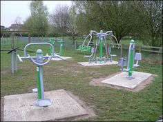 outdoor fitness park ideas - Google Search