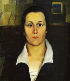 Portrait Of A Woman 1934 Metal Print by Malevich Kazimir. All metal prints are professionally printed, packaged, and shipped within 3 - 4 business days and delivered ready-to-hang on your wall. Kazimir Malevich, Contemporary History, Modern Art, Russian Avant Garde, Post Impressionism, Art Database, Oil Painting Reproductions, Russian Art, Online Painting