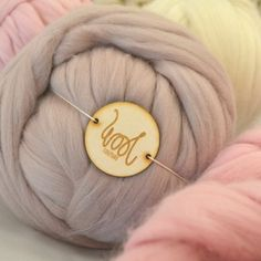 Gentle Giant Yarn Pure Merino by Wool Couture Giant Knitting, Arm Knitting, Knitting Needles, Crochet Yarn, Crochet Hooks, Giant Merino Wool Yarn, Chunky Wool, Gentle Giant, Crochet Basics