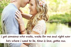 Time is Love- Josh Turner