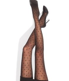 dotted tights from Eram!