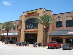 Bruce Rossmeyer's Daytona Harley-Davidson in Daytona Florida