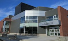 New Jeanne and Peter Lougheed Performing Arts Centre officially opens at Augustana Campus - University of Alberta in Edmonton, Alberta, Canada