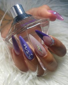NSI nails by @nailsbysueann !