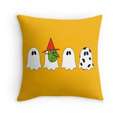 It's the Great Pumpkin, Charlie Brown Ghosts