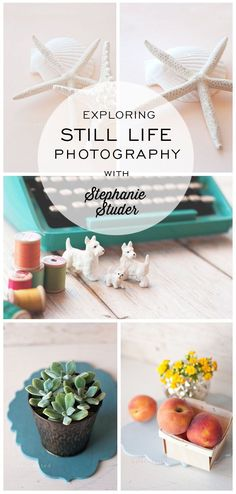 Still life photography is so much more than taking pictures of stationary objects! Come along as we explore the ins and outs of still life photography.