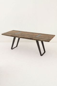 I'm in love with this table. It's exactly what I want. Exactly. $2998