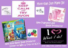 All New Avon Products. www.youravon.com/sagregg