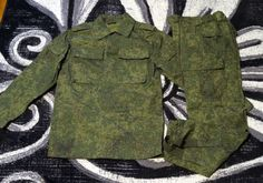 Russian-Army-uniform-Summer-Suit-VKBO-digital-flora-EMR-many-sizes