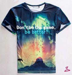 caaedb14066d تیشرت با طرح انتزاعی سه بعدی بهتر 3d T Shirts