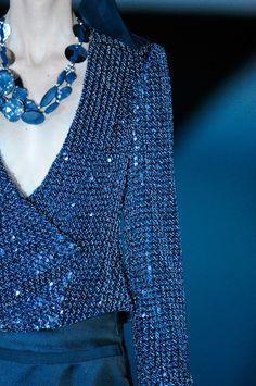 Blue color- tendance 2014