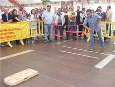 La competición final tuvo lugar en Zaragoza