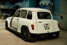 Beurk !!!!! Renault 4L/Clio V6.....