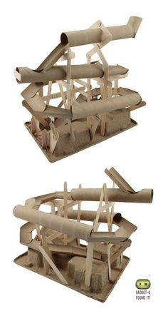 science cardboard projects - Google Search