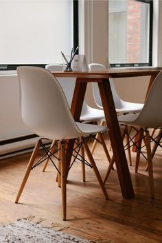 office, table, home, room