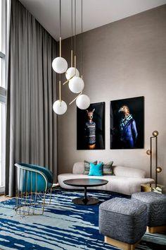 These 4 Living Room Trends for 2019 – Modells. Living Room Trends, Living Spaces, Spa Treatment Room, Luxury Collection Hotels, Interior Decorating, Interior Design, Furniture Arrangement, Elle Decor, Modern