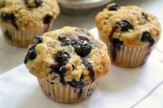 July 14 is the #NationalBlueberryDay! Check out this delicious #blueberry #muffins #recipe! #food #cooking http://www.missoandfriends.com/scoop/scoop_details.php?article=3-Recipes-Including-Blueberries&id=2055&topic=recipes