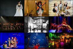 É tempo de começar a colocar em prática os planos e sonhos criados no final do ano passado. Se você pretende estudar teatro, dança ou circo em 2016, é preciso correr para fazer sua matrícula em alguns dos vários cursos oferecidos por instituições e companhias artísticas.