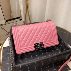 05c23eae542243 Chanel LE BOY shoulder bag,top quality only for the chanel lover.are… –  appreciatory-access
