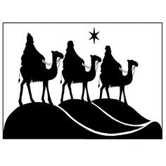 Lavinia Stamps - Clear Stamp - Three Kings,$9.99