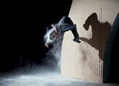 Ben Franke - Parkour em Movimento | Revelando Ideias