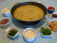 Frango ao curry | Culinária sob medida
