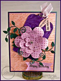 Happy Birthday Denise! by Bunny Vance
